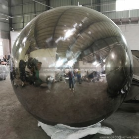 2500mm Large stainless steel hollow sphere