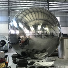 3000mm large stainless steel hollow sphere