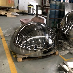 1000mm AISI304 large stainless steel hemisphere