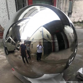 AISI316L 1500mm large stainless steel sphere