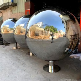 2000mm huge hollow sphere Polished metal ball